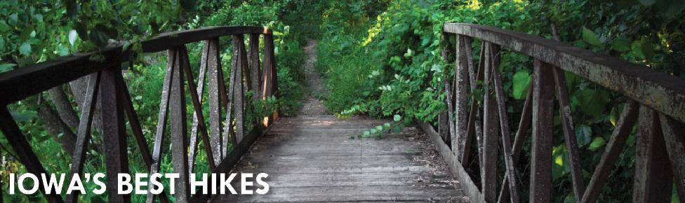 Iowa's Best Hikes