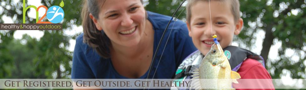 Healthy and Happy Outdoors, Register Now