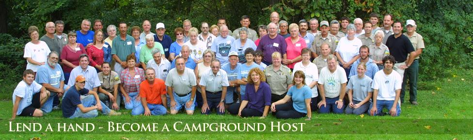Seeking Campground Hosts