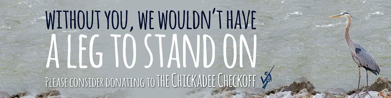 chickadee checkoff