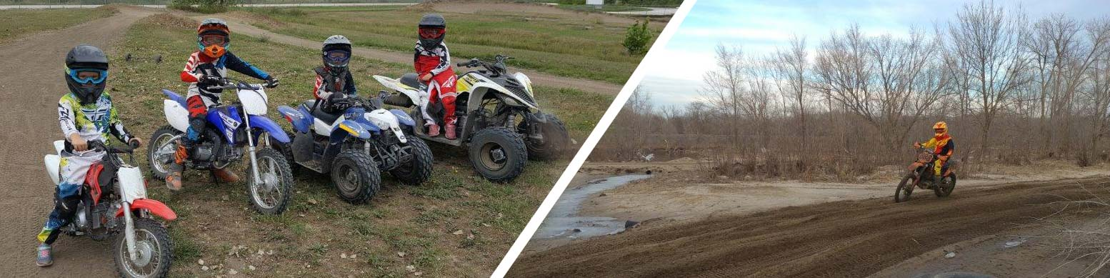 safely riding atv and ohvs