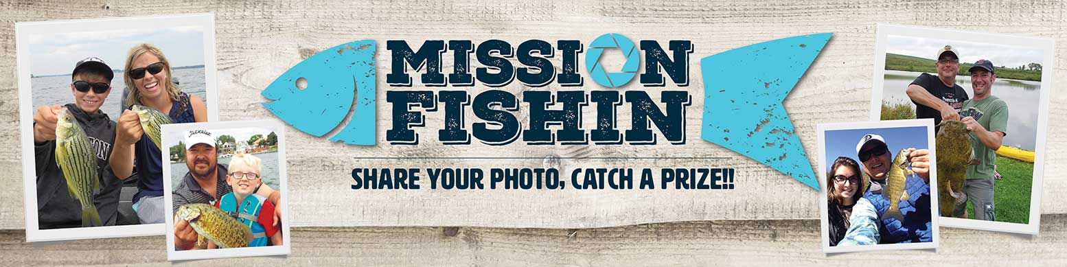 Mission Fishin' Photo Contest
