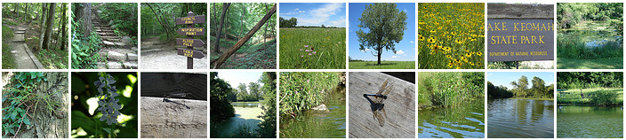 Photos via Flickr, Iowa State Parks