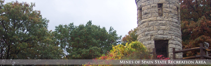 Mines of Spain State Recreation Area and E. B. Lyons Interpretive Center
