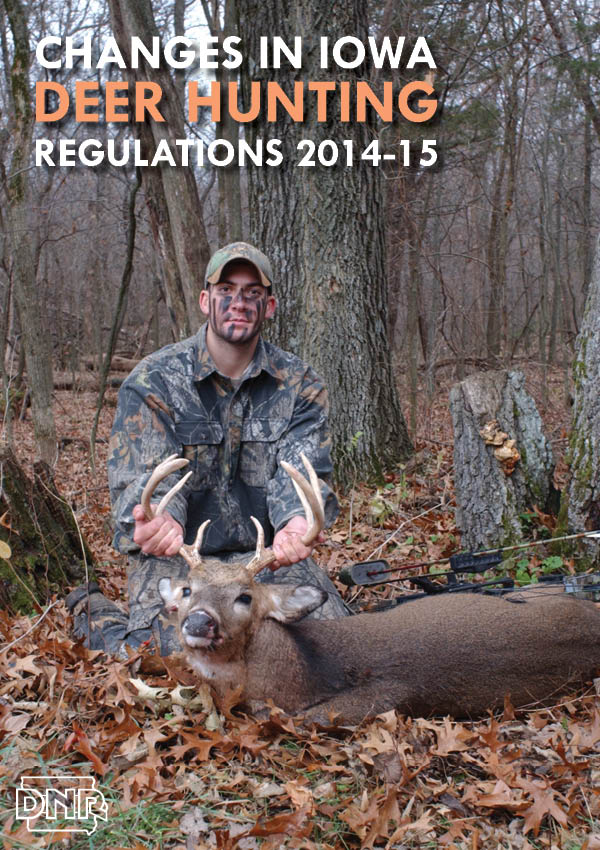 Iowa hunting regulations 2015 caroldoey for Iowa fishing regulations