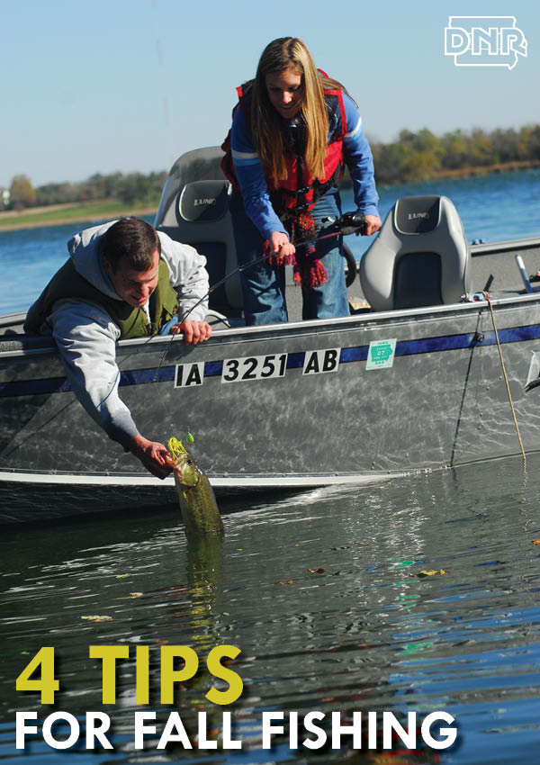 Tips tricks fall iowa fishing iowawhitetail forums for Fishing tips and tricks