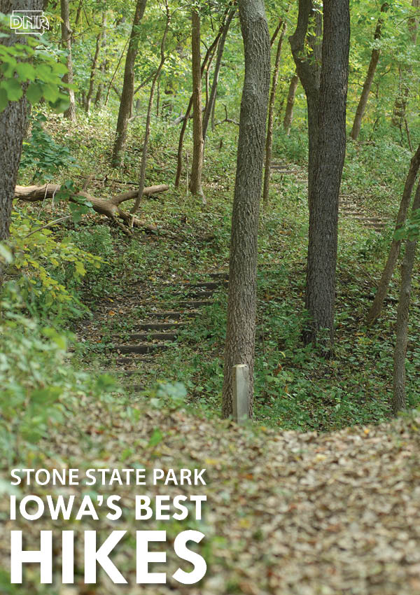 Stone State Park - one of Iowa's best hikes | Iowa DNR