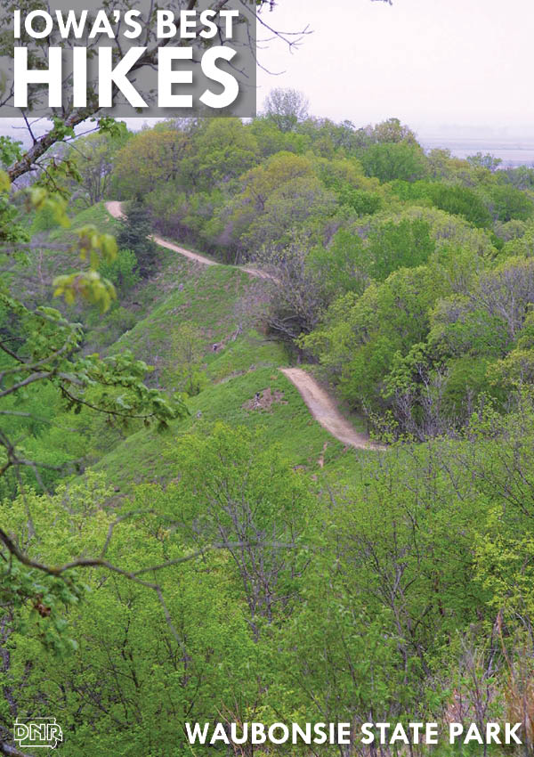 Waubonsie State Park - one of Iowa's best hikes | Iowa DNR