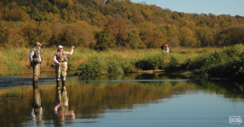 Our picks for Iowa's top nine trout streams in 2017 | Iowa DNR