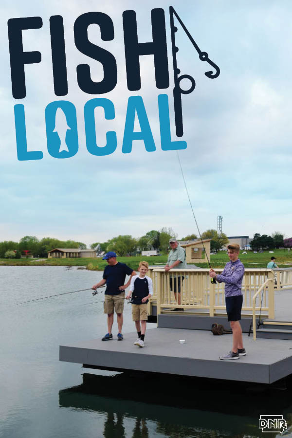 Getting outdoors and fishing is a little different for everyone. Some people want to get away from it all, and others enjoy a few extra amenities nearby to extend the fun. Whatever you prefer, we've got you covered! Here's suggestions for some excellent Des Moines area fishing spots if…  | Iowa DNR