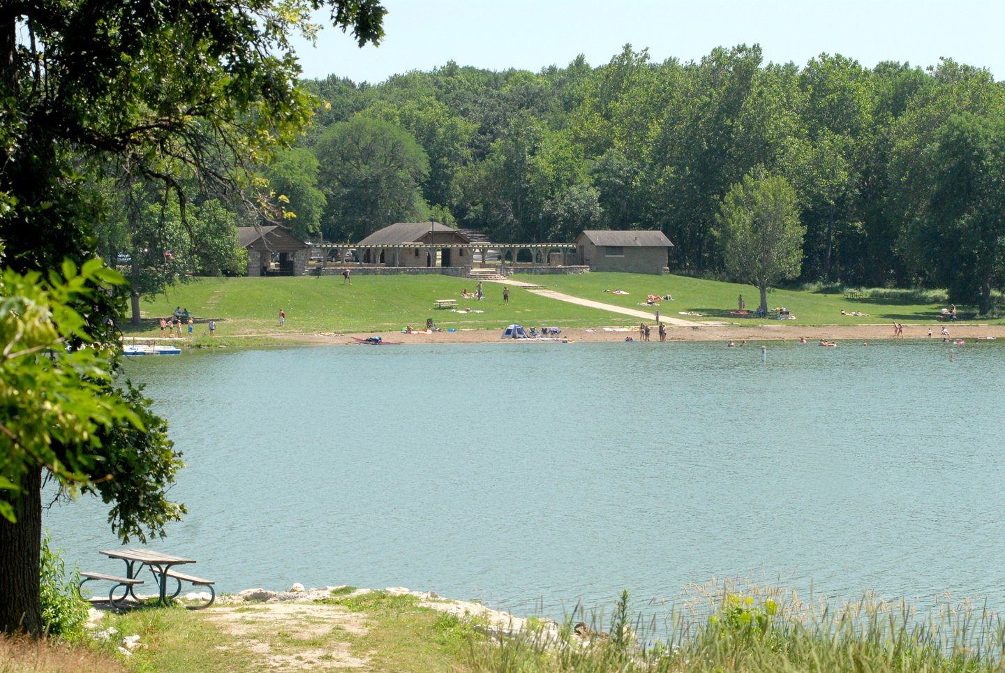 Lake Ahquabi State Park is a must for trying out water sports  |  Iowa DNR