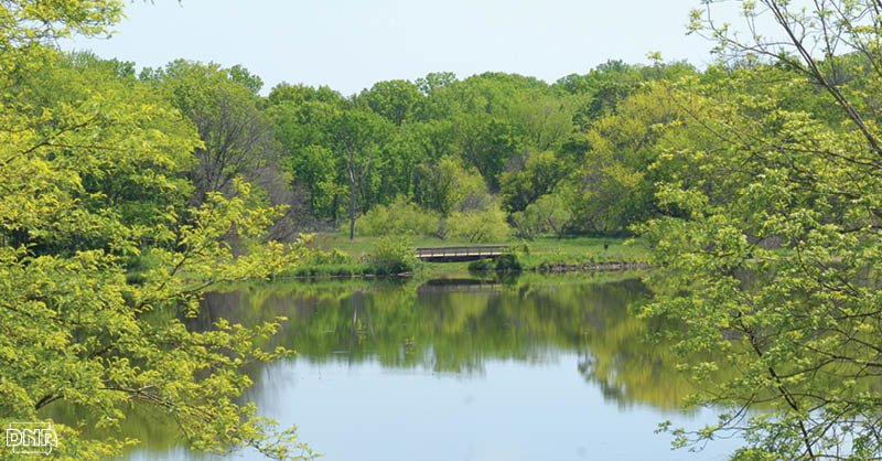 Lake Darling takes the spotlight again after a massive renovation of the park, lake and watershed | Iowa DNR