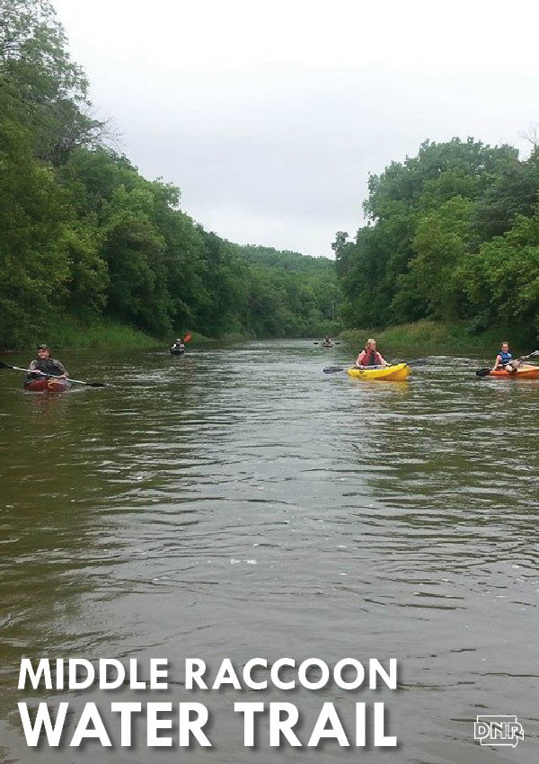 Explore the Middle Raccoon River water trail | Iowa DNR