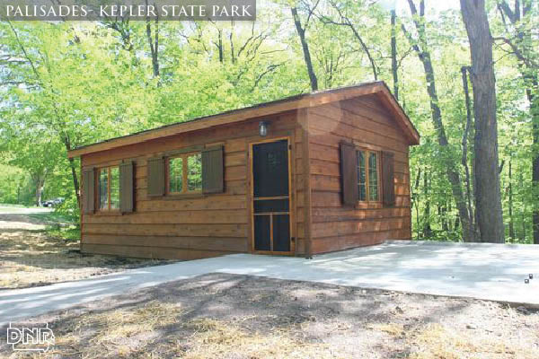 Make a weekend getaway to Palisades-Kepler State Park | Iowa DNR