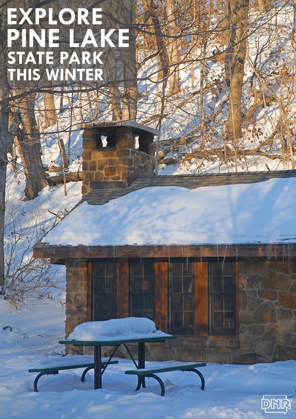 Explore Pine Lake State Park and the beauty of Hardin County this winter! From Iowa Outdoors magazine