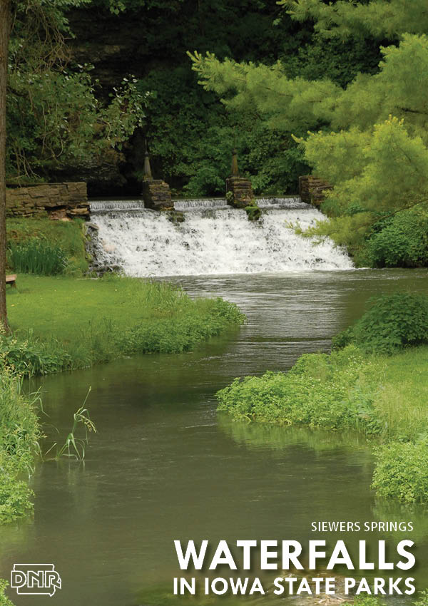 Siewers Spring and 6 other must-see waterfalls in Iowa State Parks | Iowa DNR