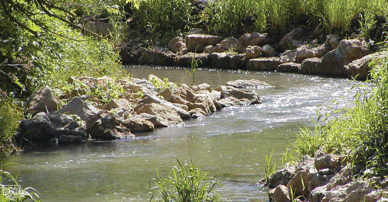 Top fall trout fishing destinations dnr news releases for Iowa fishing license cost