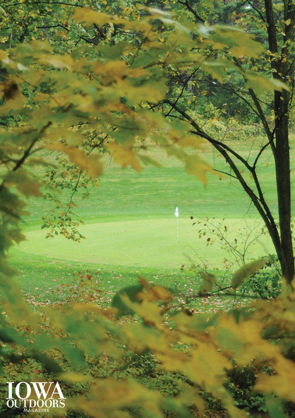 Wapsipinicon State Park is one of very few state parks with a golf course, and rich in history, too | Iowa DNR
