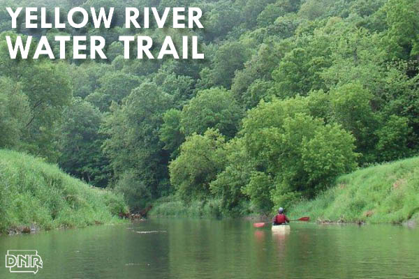 Explore the Yellow River Water Trail - awesome views | Iowa DNR