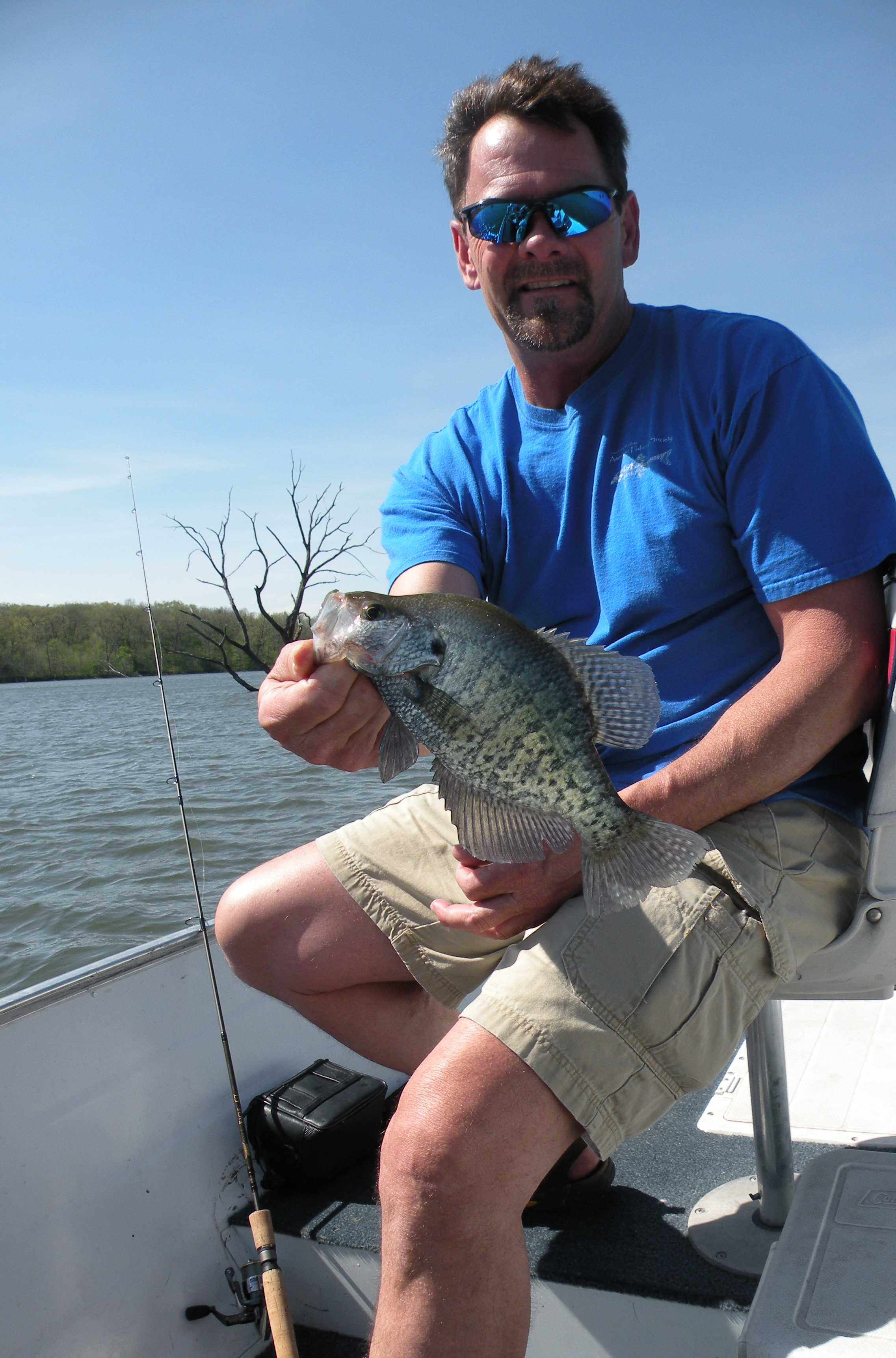 Crappies and bluegills are biting in small ponds and lakes across Iowa. Here's a few hotspots to try this spring! | Iowa DNR