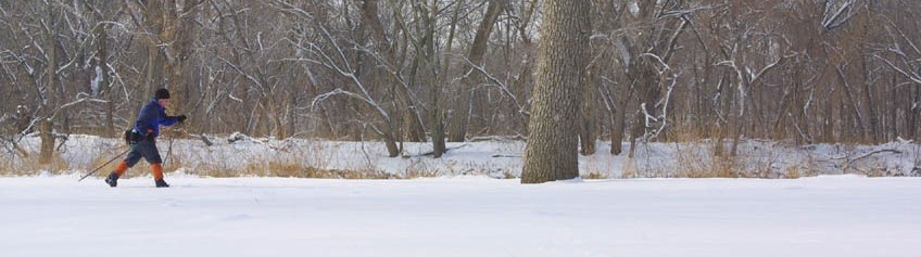 Try cross country skiing or one of 5 other activities to start off the new year outdoors | Iowa DNR