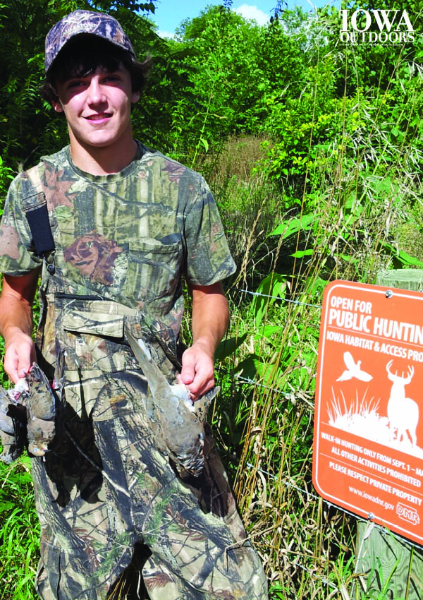 Find public hunting on private land through the Iowa Habitat and Access Program | Iowa DNR