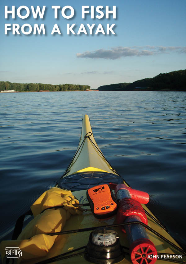 Change up your fishing routine and pack up the kayak for a new adventure | Iowa DNR