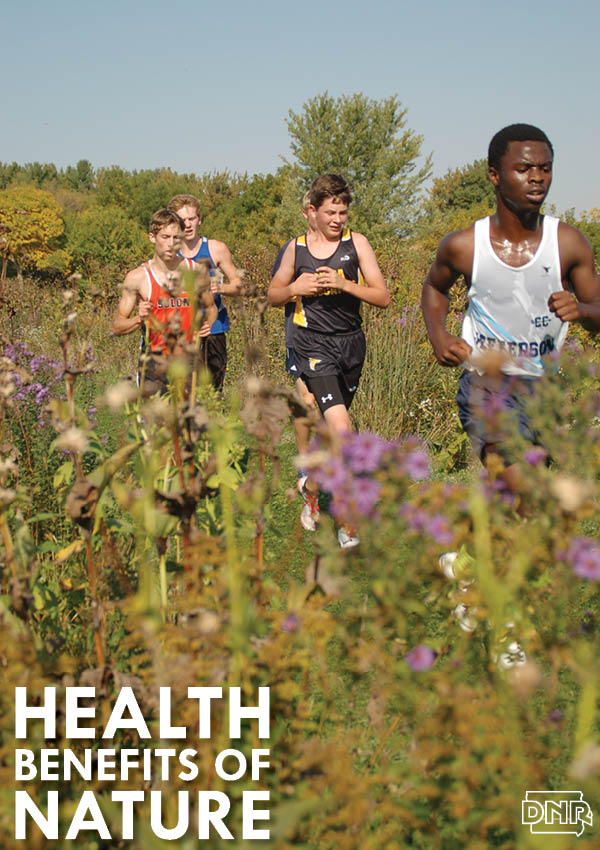 7 unexpected health benefits of spending time in nature | Iowa DNR