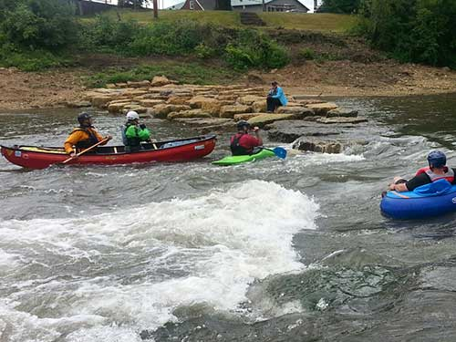 Manchester Whitewater Park