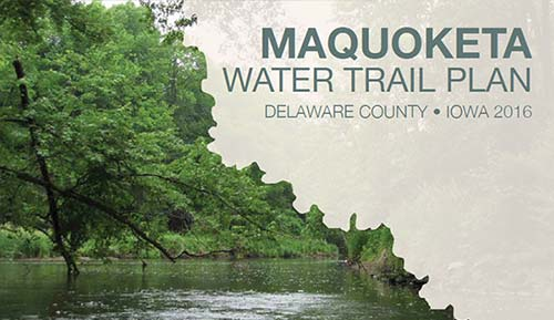 maquoketa water trail plan