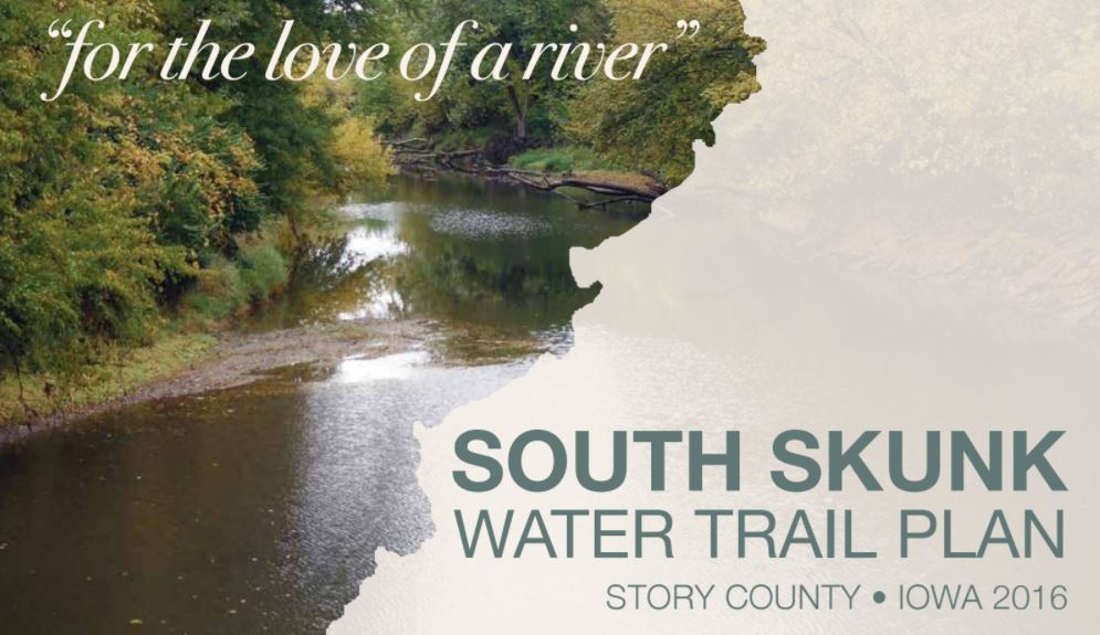 South Skunk water trail plan