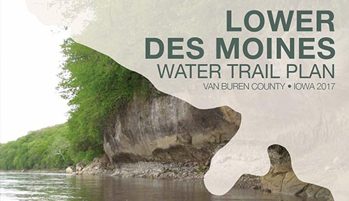 lower des moines water trail plan