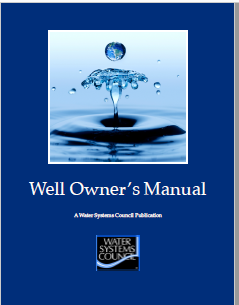 Water Systems Council Well Owners Manual