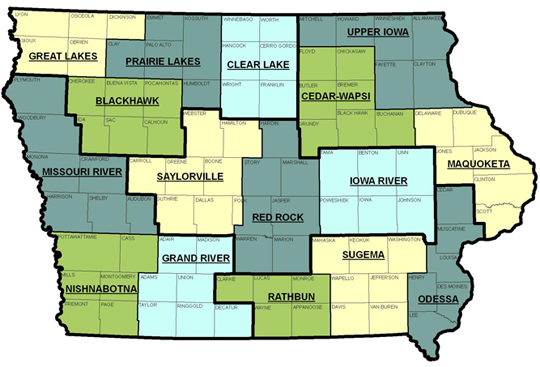 Wildlife Management Unit Map