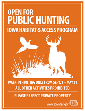 Iowa Habitat and Access Program