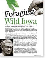 Foraging Wild Iowa