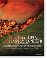 Day Iowa Instantly Ignited
