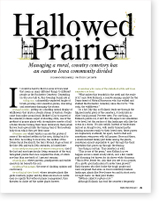 Hallowed Prairie