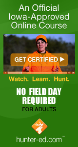 Sign up for the online hunter education course.