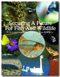 Securing a Future for Fish and Wildlife: a Conservation Legacy for Iowans cover