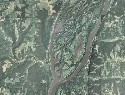 Mississippi River  Pool 10