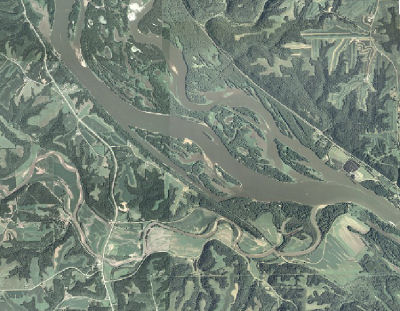 Mississippi River  Pool 11