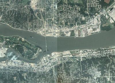 Mississippi River  Pool 15