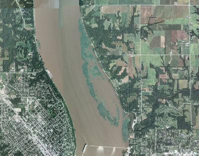 Mississippi River  Pool 19