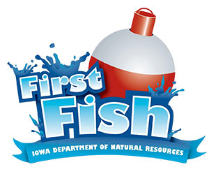 First Fish Bobber Logo
