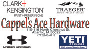 Cappel's Ace Hardware Logo