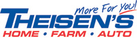 Theisen's Logo