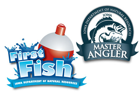Master Angler and First Fish