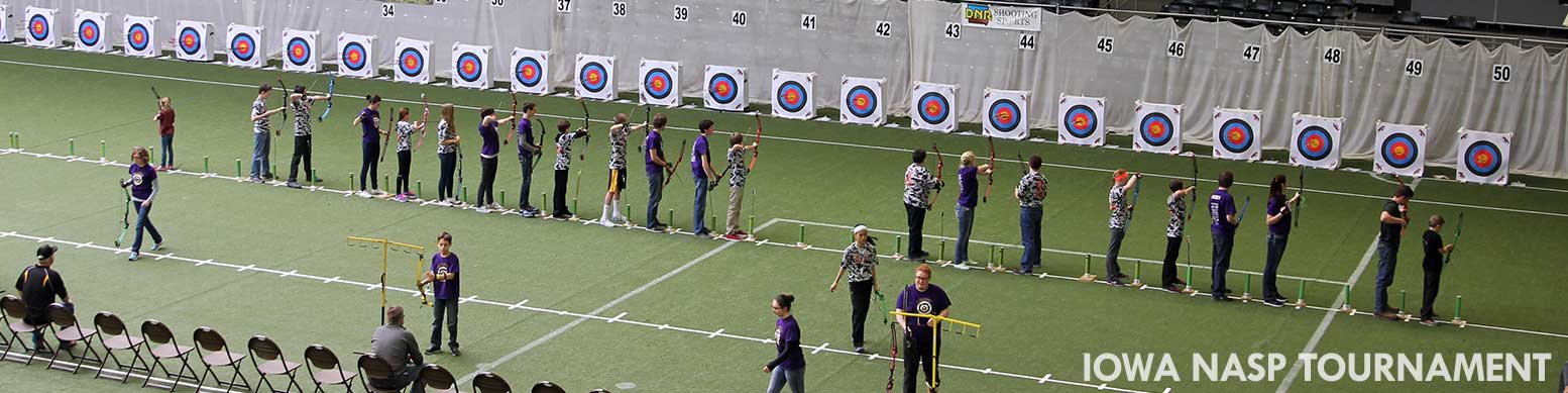 National Archery in the Schools, archery contest