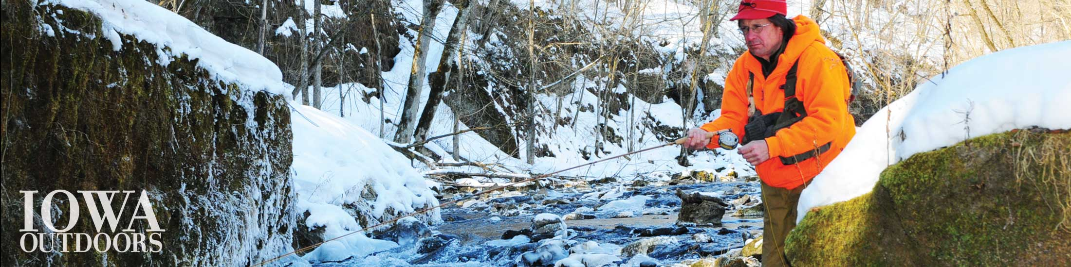 Six Tips for Cold Weather Trout Fishing